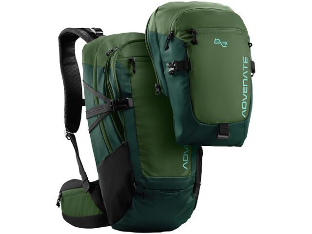 Advenate Symphony 18+2+6 Backpack 8l, groen